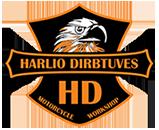 Logo HARLIO DIRBTUVĖS